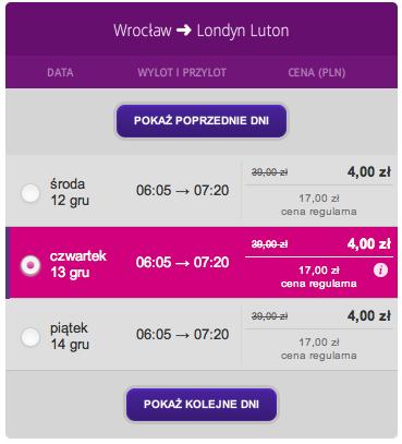 Tanie bilety do Londynu: od 4 złotych w jedną stronę, w ...